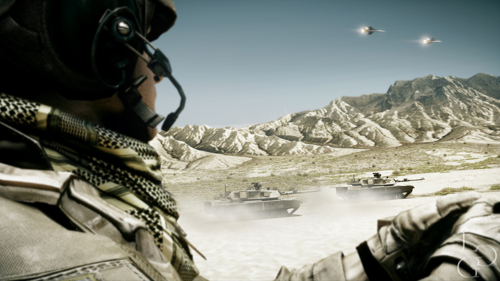 5 New Beautiful Battlefield 3 Screens [UPDATED] | LGG