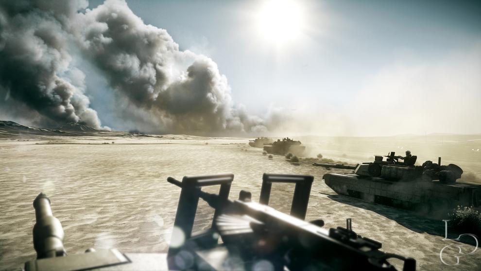 5 New Beautiful Battlefield 3 Screens [UPDATED] | LGG