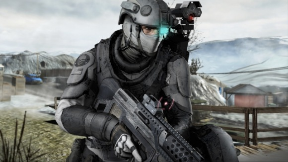 Ghost Recon: Future Solider Beta Dropping January 2012